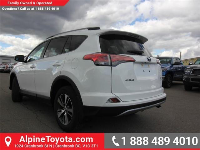 2018 Toyota RAV4 XLE (Stk: W834467) in Cranbrook - Image 3 of 19