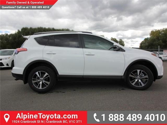 2018 Toyota RAV4 XLE (Stk: W834467) in Cranbrook - Image 6 of 19