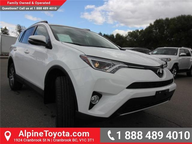2018 Toyota RAV4 XLE (Stk: W834467) in Cranbrook - Image 7 of 19
