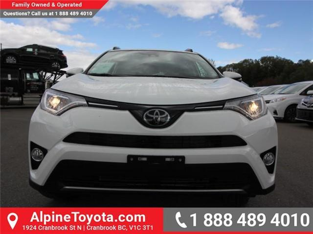 2018 Toyota RAV4 XLE (Stk: W834467) in Cranbrook - Image 8 of 19
