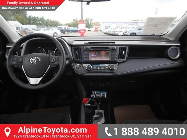 2018 Toyota RAV4 XLE (Stk: W834467) in Cranbrook - Image 10 of 19