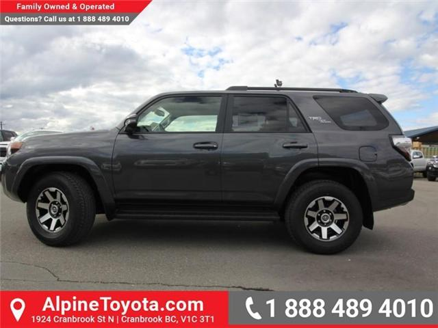 2019 Toyota 4Runner SR5 (Stk: 5612471) in Cranbrook - Image 2 of 19