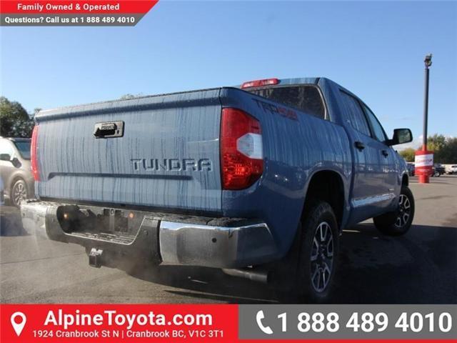2019 Toyota Tundra TRD Offroad Package (Stk: X779735) in Cranbrook - Image 5 of 18