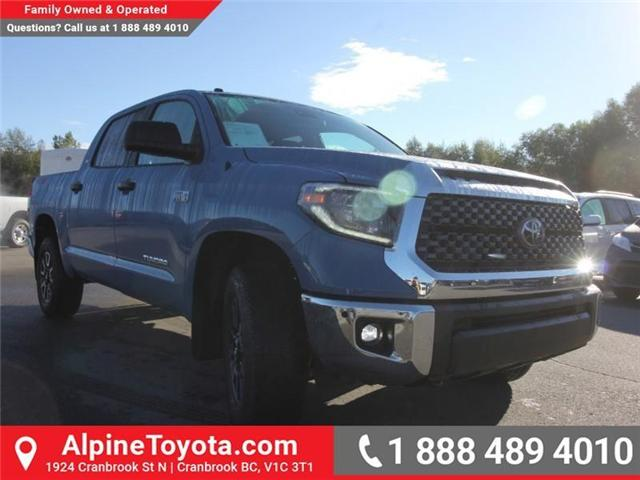2019 Toyota Tundra TRD Offroad Package (Stk: X779735) in Cranbrook - Image 7 of 18