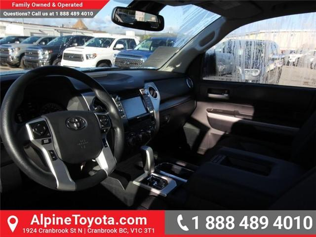 2019 Toyota Tundra TRD Offroad Package (Stk: X779735) in Cranbrook - Image 9 of 18