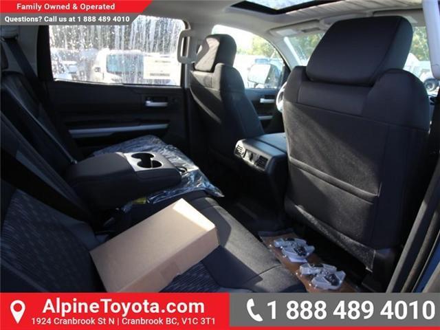 2019 Toyota Tundra SR5 Plus 5.7L V8 (Stk: X779735) in Cranbrook - Image 12 of 18
