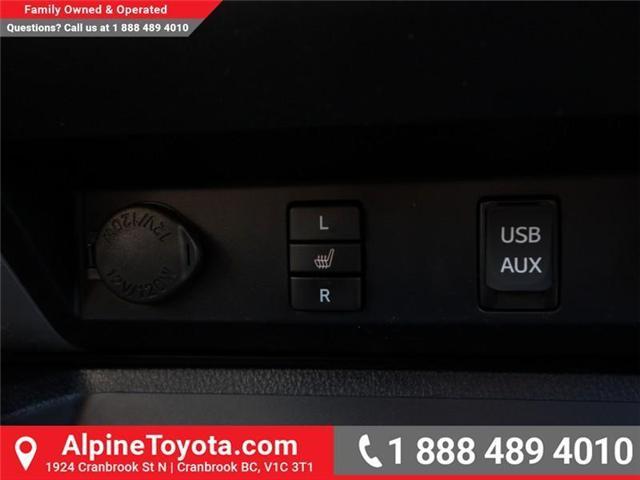 2019 Toyota Tundra SR5 Plus 5.7L V8 (Stk: X779735) in Cranbrook - Image 14 of 18