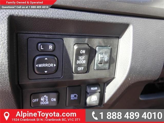 2019 Toyota Tundra SR5 Plus 5.7L V8 (Stk: X779735) in Cranbrook - Image 16 of 18
