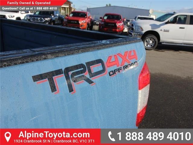 2019 Toyota Tundra SR5 Plus 5.7L V8 (Stk: X779735) in Cranbrook - Image 17 of 18