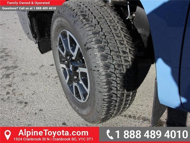 2019 Toyota Tundra SR5 Plus 5.7L V8 (Stk: X779735) in Cranbrook - Image 18 of 18