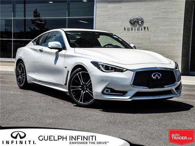 2018 Infiniti Q60  (Stk: I6580) in Guelph - Image 1 of 22