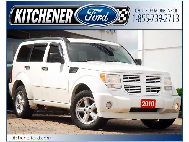 2010 Dodge Nitro SXT (Stk: 8F9420A) in Kitchener - Image 1 of 3