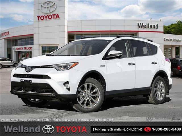 2018 Toyota RAV4 Hybrid Limited (Stk: RAH6106) in Welland - Image 1 of 22
