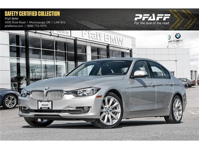 2013 BMW 320i xDrive (Stk: 20010AA) in Mississauga - Image 1 of 9