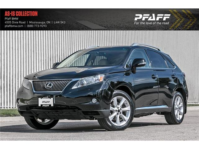 2011 Lexus RX 350 Base (Stk: 21098A) in Mississauga - Image 1 of 22