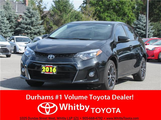2016 Toyota Corolla  (Stk: 90050A) in Whitby - Image 1 of 22