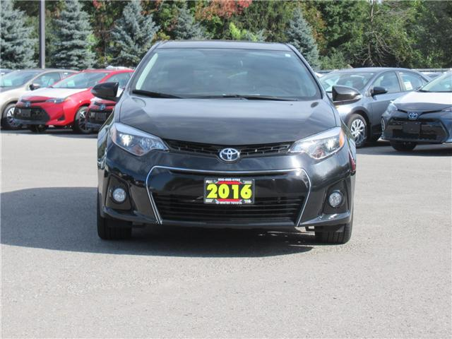 2016 Toyota Corolla  (Stk: 90050A) in Whitby - Image 2 of 22