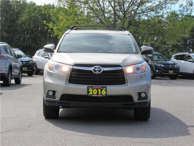 2016 Toyota Highlander  (Stk: 80001A) in Whitby - Image 2 of 22
