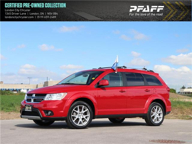 2016 Dodge Journey SXT/Limited (Stk: 61434) in London - Image 1 of 22
