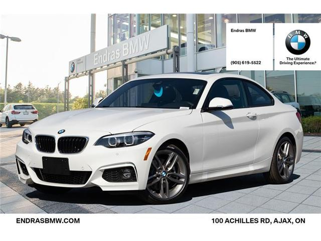 2019 BMW 230i xDrive (Stk: 20330) in Ajax - Image 1 of 21
