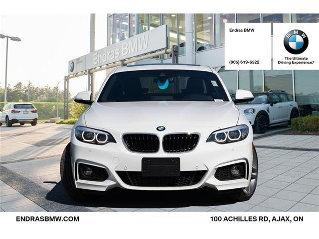 2019 BMW 230i xDrive (Stk: 20330) in Ajax - Image 2 of 21