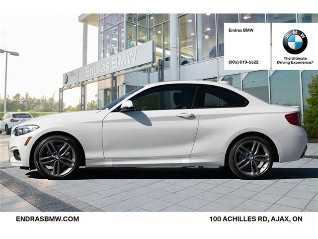 2019 BMW 230i xDrive (Stk: 20330) in Ajax - Image 3 of 21