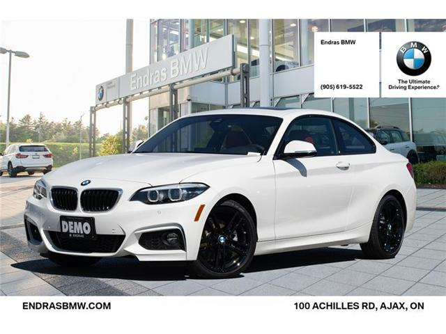 2019 BMW 230i xDrive (Stk: 20329) in Ajax - Image 1 of 22