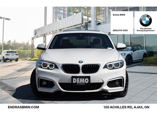 2019 BMW 230i xDrive (Stk: 20329) in Ajax - Image 2 of 22