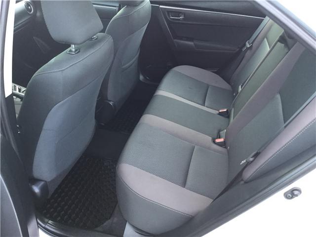 2017 Toyota Corolla LE (Stk: U131-18) in Stellarton - Image 7 of 16