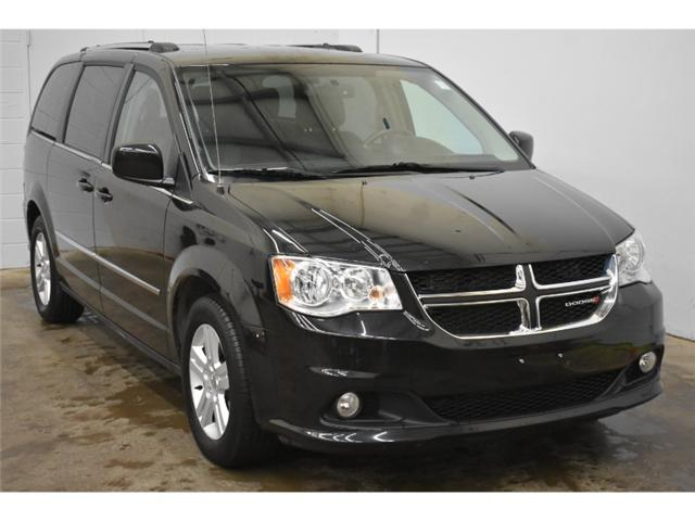 2017 Dodge Grand Caravan CREW - NAV * BACKUP CAMERA *  DVD * HEATED SEATS (Stk: B2270) in Cornwall - Image 2 of 30