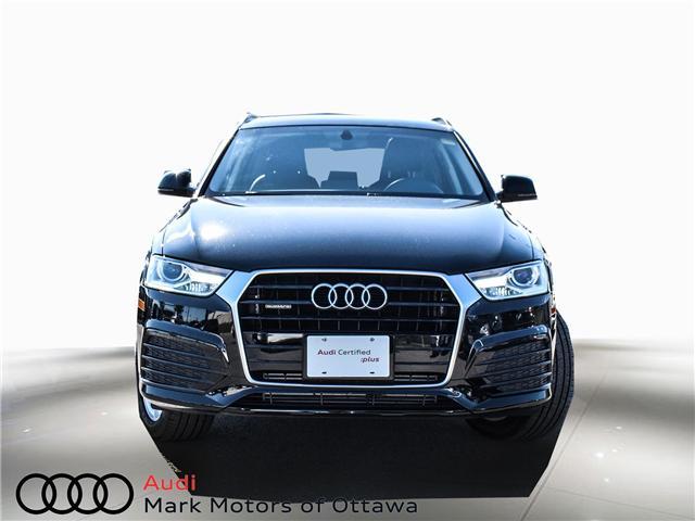 2018 Audi Q3 2.0T Komfort (Stk: 91256A) in Nepean - Image 2 of 28