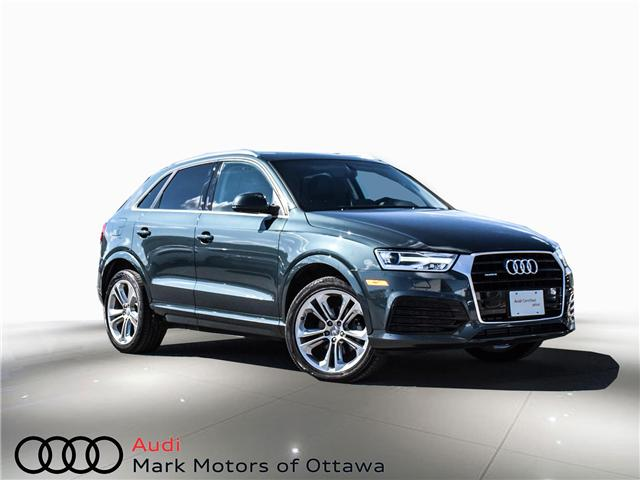 2018 Audi Q3 2.0T Progressiv (Stk: 90588) in Nepean - Image 1 of 26