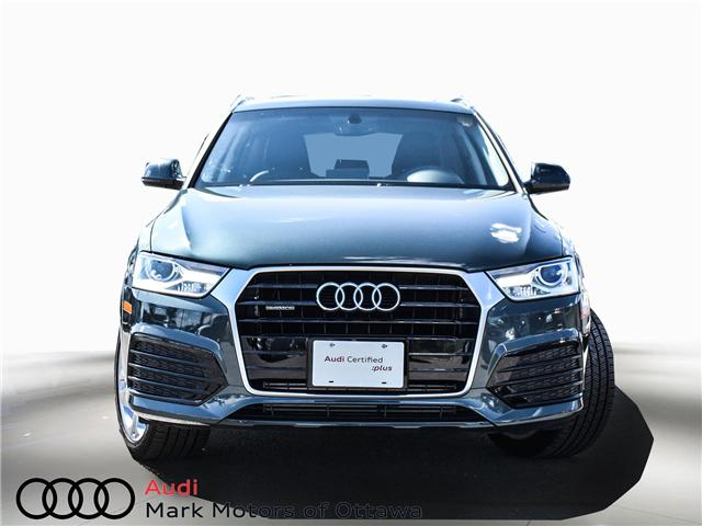 2018 Audi Q3 2.0T Progressiv (Stk: 90588) in Nepean - Image 2 of 26