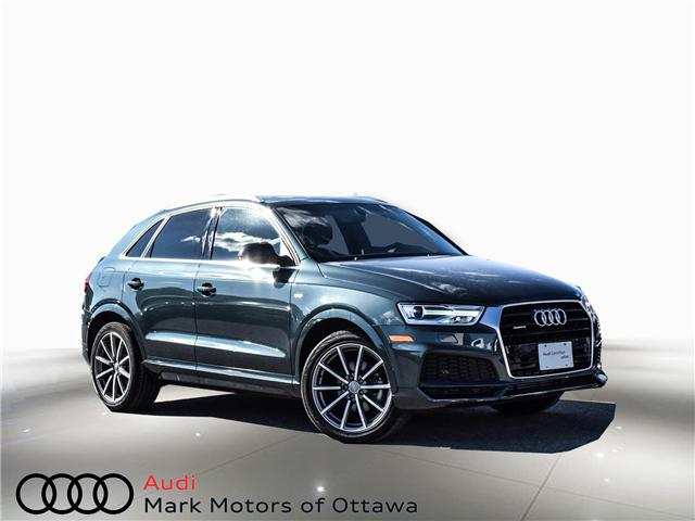 2018 Audi Q3 2.0T Progressiv (Stk: 90596) in Nepean - Image 1 of 26