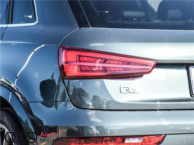 2018 Audi Q3 2.0T Progressiv (Stk: 90596) in Nepean - Image 6 of 26