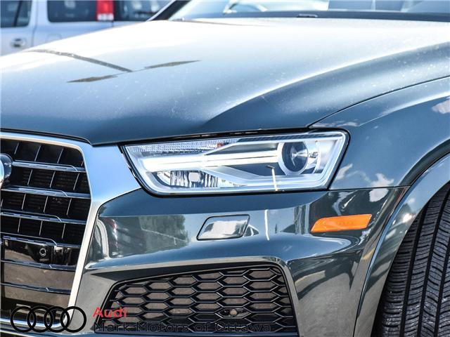 2018 Audi Q3 2.0T Progressiv (Stk: 90596) in Nepean - Image 8 of 26