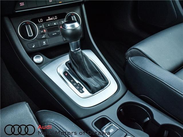2018 Audi Q3 2.0T Progressiv (Stk: 90596) in Nepean - Image 10 of 26