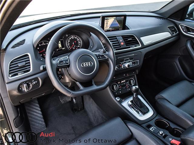 2018 Audi Q3 2.0T Progressiv (Stk: 90596) in Nepean - Image 11 of 26