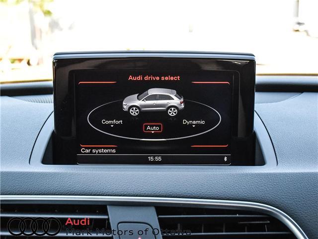 2018 Audi Q3 2.0T Progressiv (Stk: 90596) in Nepean - Image 20 of 26