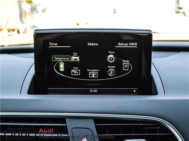 2018 Audi Q3 2.0T Progressiv (Stk: 90596) in Nepean - Image 22 of 26