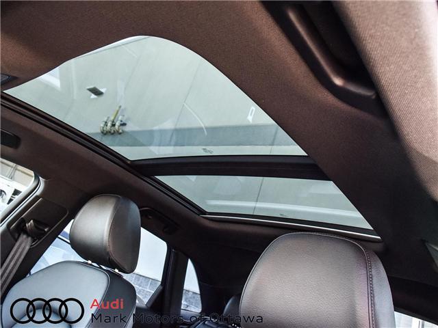 2018 Audi Q3 2.0T Progressiv (Stk: 90596) in Nepean - Image 25 of 26