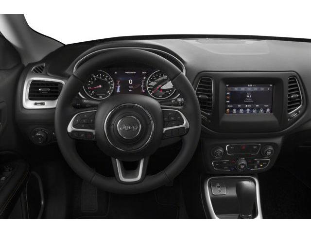 2019 Jeep Compass North (Stk: K616930) in Surrey - Image 4 of 9