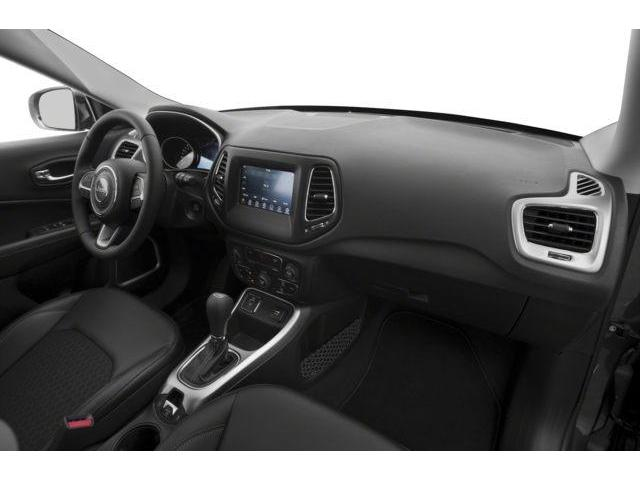 2019 Jeep Compass North (Stk: K616930) in Surrey - Image 9 of 9