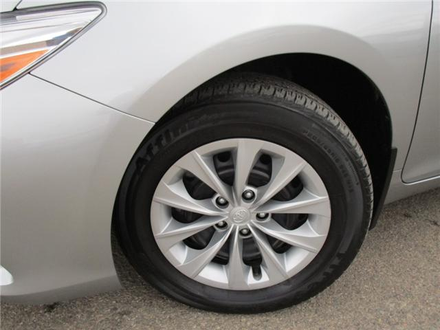 2017 Toyota Camry LE (Stk: 126783) in Regina - Image 11 of 29