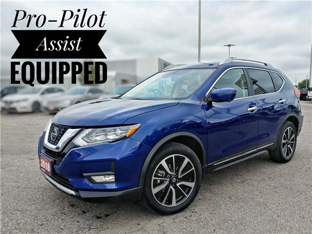 2018 Nissan Rogue SL w/ProPILOT Assist (Stk: JW322194) in Cobourg - Image 1 of 43