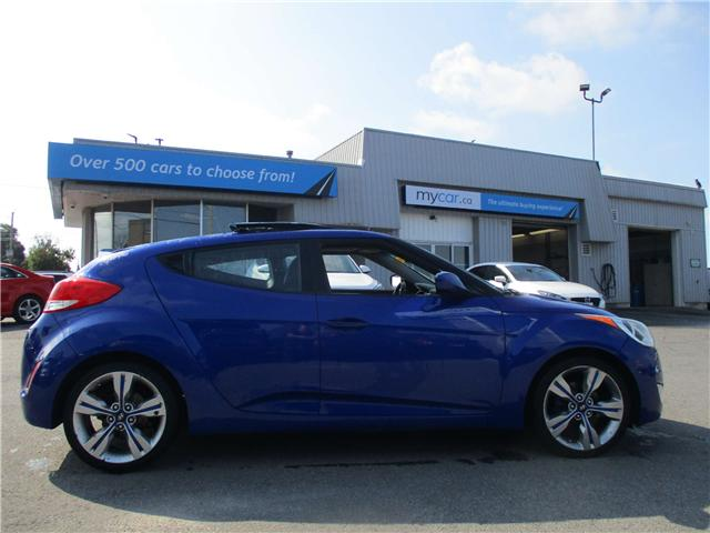 2012 Hyundai Veloster Tech (Stk: 181297) in Kingston - Image 2 of 12