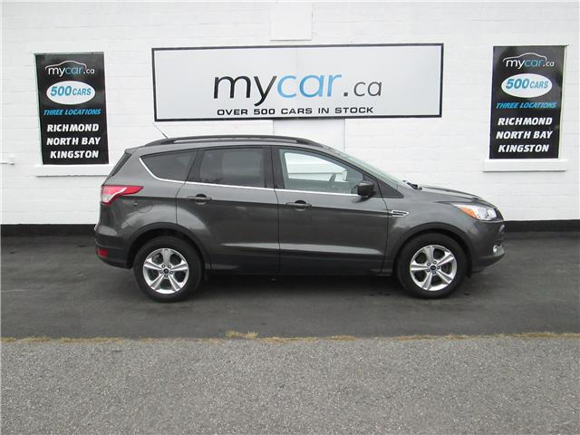 2015 Ford Escape SE (Stk: 181301) in Richmond - Image 1 of 13