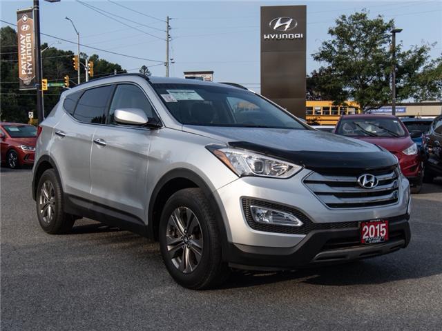 2015 Hyundai Santa Fe Sport 2.4 Premium (Stk: P3177) in Ottawa - Image 1 of 10