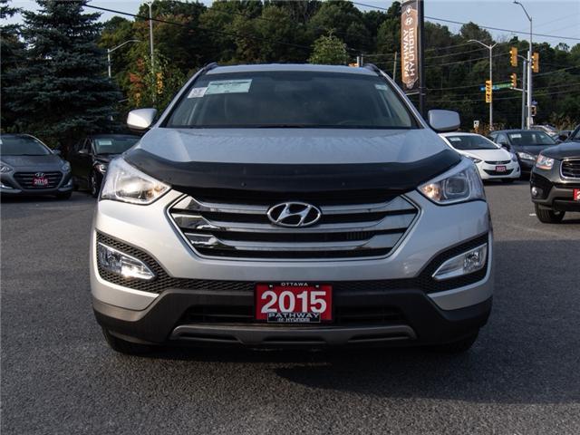 2015 Hyundai Santa Fe Sport 2.4 Premium (Stk: P3177) in Ottawa - Image 2 of 10