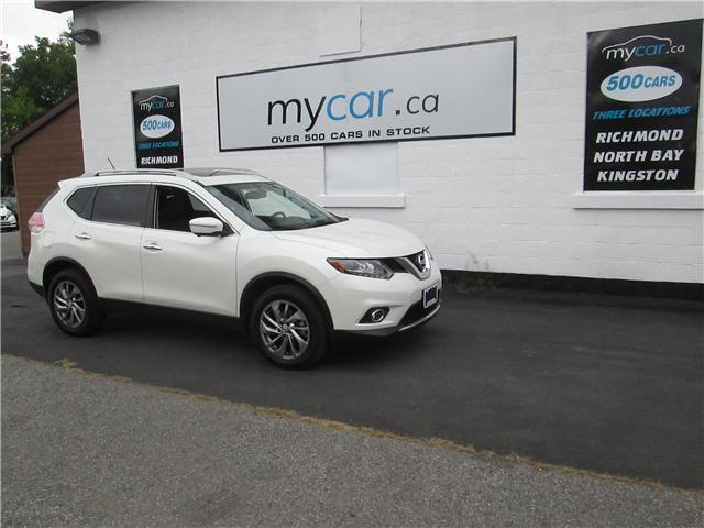 2015 Nissan Rogue SL (Stk: 181251) in Richmond - Image 2 of 14